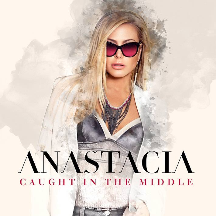 Anastacia, Caught In The Middle, Single, Cover