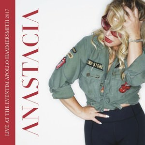 Anastacia, Ultimate Collection Tour London, Album, Cover