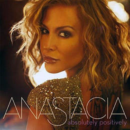 Anastacia, Absolutely Positively, Single, Cover