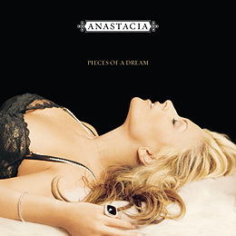 Anastacia, Pieces Of A Dream, Album, Cover