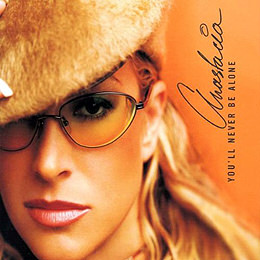 Anastacia, You'll Never Be Alone, Single, Cover